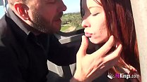 Anal slut Joana gets public sex all around Madrid's most crowded places Thumbnail