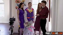 Taboo family easter holiday fuck - step mom, so...