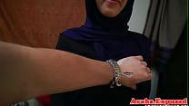 Hard Fucking Arab beauty