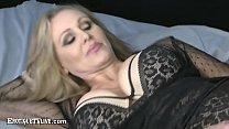 Pornstar ERIC JOHN shoves his big cock into busty blonde Milf Julia Ann & stuffs her Mature Muff live for ErotiqueTVLive.com's Thumb