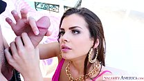Watch Keisha Grey Gets A Big Dick Anal Pounding From Her Stepson til She Cums and has an Anal Orgasm! preview