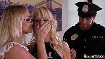 Milf Officer Kathia Nobili Gets Pussy Fucked Wi...