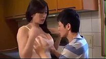 Hot Asian m. Fucked by Her Horny Boy