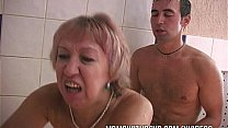 Watch Shower Sex With Horny Old Slut preview