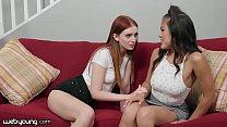 Watch Kendra Spade Seduces Str8 18yo High School Chick preview