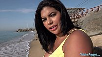 Watch Public Agent Sheila_Ortega and her huge fucking tits preview