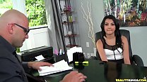 RealityKings - First Time Auditions - Licking Baz Thumbnail