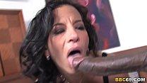 Busty Cougar Melissa Monet Takes Roco Strong's ...