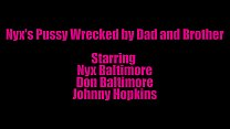 Dad and_Son Run Train on Nyx Baltimore Thumbnail