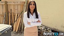PropertySex - Hot real estate agent with large ...