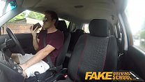 Fake Driving School_Ava Austen Gets Cum-pensation from Max Deed's Cock Thumbnail
