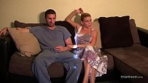 Taboo MILF asks young stud for help trying to c...