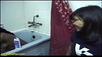 Watch real desi indian girl gets rough banged by white big cock guy preview