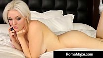 Jenna Ivory loves Rome Major's Big Black Dick in her Tight White Cunt & uses her Sloppy Saliva filled mouth to take a big load! Full Video & See Me Fuck Chicks @ RomeMajor.com!'s Thumb