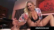 The Milf you Really Want to Fuck, Julia Ann Face Sits On young boy toy in a Smother Box for but won't let him cum! Boy Toy Abuse by Pussy Smothering! Hot! Full Video & Live @JuliaAnnLive.com! صورة
