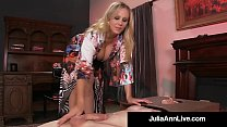 The Milf you Really Want to Fuck, Julia Ann Face Sits On young boy toy in a Smother Box for but won't let him cum! Boy Toy Abuse by Pussy Smothering! Hot! Full Video & Live @JuliaAnnLive.com!'s Thumb