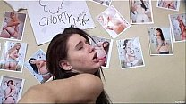 Lexi Lynn gets tight pussy gaped by Shorty thick cock Thumbnail