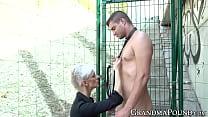 Short hair GILF treats sub with cowgirl Thumbnail