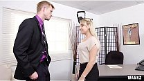Watch Secretary gets dominated by her boss preview