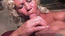 Granny Effie gets pounded hard Thumbnail