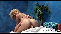 Masseuse enjoys pecker insertion
