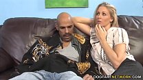 Busty MILF Julia Ann Gets Her Pussy Stretched By A Huge Black Dick's Thumb