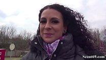 Watch German Scout - Teeny Mara Anal gefickt und rein gewichst preview