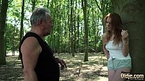 Sensual sex and hot moaning for horny redhead h...