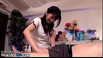 Jav young masseuse gives hottest massage