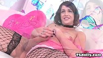 Watch Big tranny cock to suck preview