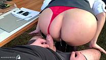 sexy secretary creampie cum compilation