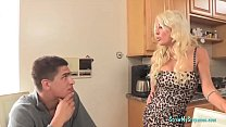 Watch Sexy Milf Loves to Fuck Her_Step-son preview