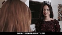 Watch DaughterSwap - Sexy Teen Daughters Fucked Next To Passed Out Mothers preview