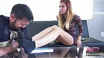 Zoe's Stinky Foot Sniffing Payment SMELLY FEET HUMILIATION Thumbnail