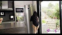 Watch PORNBCN presenta : Alberto Blanco va a casa de su amigo y se folla a su madre por toda la casa //           madura spañola spanish boobs tetas grandes porn polla big dick blowjob fitness madre preview