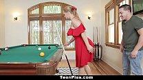 TeenPies - Sloan Harper Makes Boyfriend To Get ...