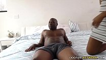 Carolina Sweets Tries Her Daizy Cooper's boyfriend's BBC In Front Of Her Cuckold Boyfriend Thumbnail