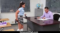 Asian student fucked doggy style by teacher's Thumb