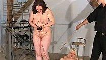 Two slavegirls electro shock t. and enduring ex...