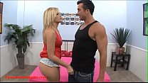 Bigassbubblebutts.com bubble butt blond does her first porn scene with big cock's Thumb