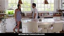 My b. Sitters Club - Sexy Brunette (OliviaLua) ...