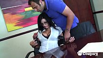 Angelica Raven Getting Naughty At Work
