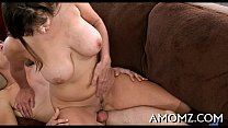 Watch Fancy older fucked doggystyle preview
