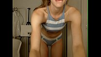 Cuerpo perfecto, webcam, who is she?