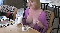 Watch Mom fucked by son in the kitchen preview