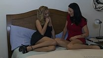 Watch Do you ever fantasize about been with a girl? - Prinzzess, Zoey Holloway preview