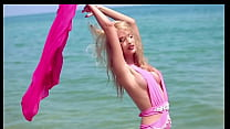 Watch AdoredElla is sensual beautiful satin Girls. preview