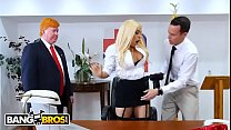 BANGBROS - Luna Star Gets Grabbed By The Pussy At The White House!'s Thumb