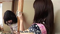 Watch Subtitled Japanese risky sex with voluptuous mother in law preview