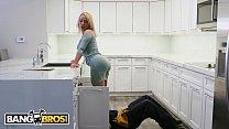BANGBROS - Busty MILF Nikki Benz Drops Her Big Ass On Maintenance Man's Pipe's Thumb